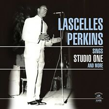 LASCELLES PERKINS - SING STUDIO ONE AND MORE  CD NEW!