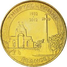 [#520651] France, Token, Touristic token, Thiepval - Somme n°3, 2012, MDP