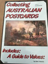 More details for collecting australian postcards : a guide to values by nick vukovic 1983 - good