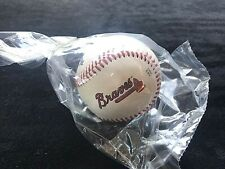 Atlanta Braves Team Logo Rawlings Baseball - in original packaging