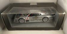 MERCEDES-BENZ CLK AMG GTR GT1 #2 Ludwig-Zonta FIA GT 1998 dealer box MAISTO 1:18