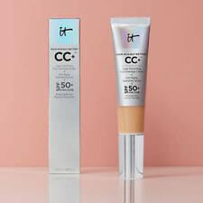 IT Cosmetics CC+ Cream Anti-Aging Full Coverage Foundation SPF 50 Medium / Light