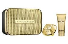 Lady Million por Paco Rabanne Eau de Perfume Spray 50ml + Loción Corporal 100ml Regalo