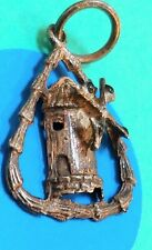 Charm U2 Windmill Sterling Silver Vintage Bracelet