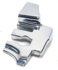 Mercedes R107 380SL B Pillar Cover Trim, Chrome Right 1076930435 1983