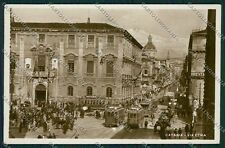 Catania Città Foto cartolina QQ0221