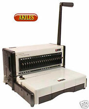 Akiles FlexiPunch-M Paper Punch with choice of Die [New] 12-inch