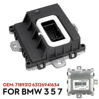 Headlight Adaptive Drive Control Unit Module 63127189312 For BMW 3 5 7 Series