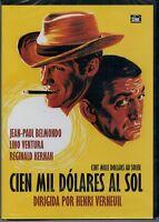 Cien mil dolares al sol (DVD Nuevo)