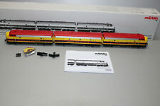 Märklin 37628 mfx Digital Diesellok F7 Kansas City Southern Sound Spur H0 OVP