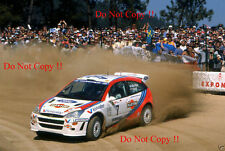 Colin McRae Ford Focus WRC Winner Portugal Rally 1999 Photograph