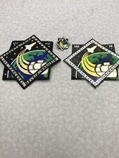 Nasa Space Shuttle Atlantis STS-122 Memorabilia Lot Pin Stickers Patch KG CR21