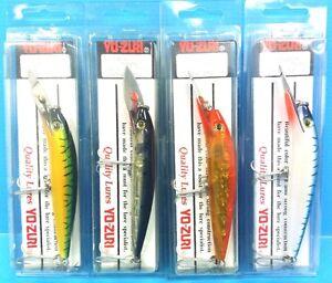 Yo-zuri L-Jack Magnum Trolling Saltwater Fishing Lure 110mm 19g Sinking R184