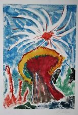 Peintures du XXe siècle et contemporaines signés abstraits, pour art brut, outsider art