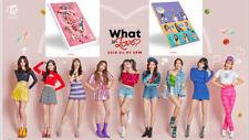 TWICE [WHAT IS LOVE?] 5th Mini Album  2 VER SET+P.Book+Card+Sticker K-POP SEALED