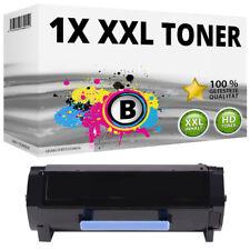 1 XL TONER für LEXMARK MS317DN MS517DN MS617DN MX317DN MX517DE MX617DE