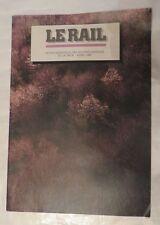 Le rail SNCB – avril 1989