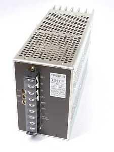 Kepco Inc RMD 24-B-110 K132913 Power Supply 100-240 VAC 24 VDC