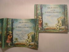 Mr Rabbit and the Lovely Present, Charlotte Zolotow, Maurice Sendak, DJ 1962 1st