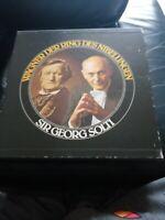 Wagner – Der Ring Des Nibelungen Georg Solti 16 x vinyl Box Decca Remastered
