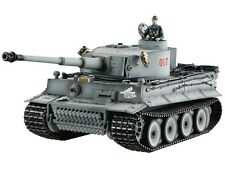 1:16 Taigen RC German Tiger I Battle Tank Early Version 2.4GHz Metal Edition New
