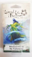 LEGEND OF THE FIVE RINGS Card Game: Meditations on Ephemeral dynasty (sealed)