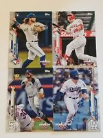 2020 Topps Opening Day - Base / Rookie RC / Blue Foil (1-200) Pick Your Card!