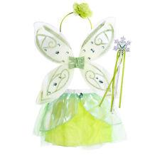Kids Girls Fairy Tale Princess Butterfly Book Day Fancy Dress Costume Wings