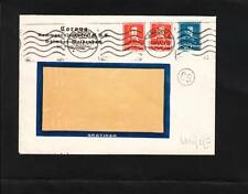 Germany WWII Censor Wien Machine Unlisted # 6215 841 & 66 Brasov Romania Cover *