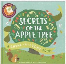 Usborne Shine A Light: Secrets of the Apple Tree by Carron Brown (Hardcover)