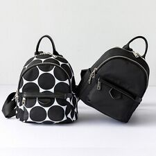 Water Resistant Nylon Small Mini Backpack Rucksack Daypack Travel bag Purse Cute