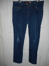 "Womens STRETCH JAY JAYS JEANS SIZE 16 ""SKINNY"""