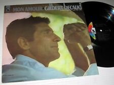 GILBERT BECAUD Mon Amour LIBERTY Mono NM/MINT!