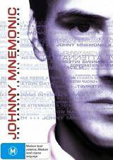 Johnny Mnemonic (DVD, 2008) Keanu Reeves, Dolph Lundgren