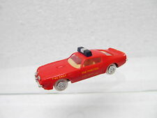 ENS53935 Praline 1:87 Pontiac Firebird Trans Am Fire Chief San Fransisco ,