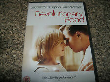 REVOLUTIONARY ROAD - Leonard DiCaprio, Kate Winslet - DISC ONLY (R39)  {DVD}
