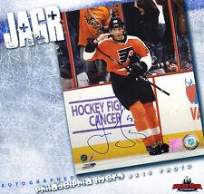 Jaromir Jagr SIGNED Philadelphia Flyers 8X10 Photo -70021
