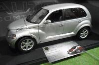 CHRYSLER GT CRUISER gris au 1/18 de AUTOart 71521 voiture miniature d collection