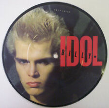 "Billy Idol, Hot In The City, NEW/MINT Ltd edition PICTURE DISC 7"" vinyl single"