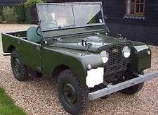 """Land Rover SERIES 1 Brake Pipe SET 80"""" - NEW"""