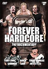 Forever Hardcore : The Documentary (Dvd) Professional Wrestling Brand New