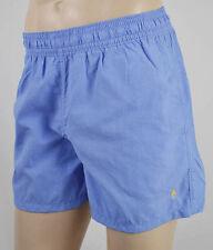 Ralph Lauren Blue Swim Shorts Trunks Yellow Pony NWT XXL