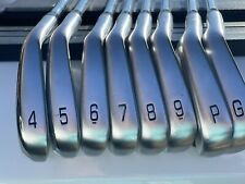 New listing mizuno jpx 921 forged irons LEFT HAND