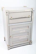 """Design-Schrank Schrank Retrolook """"Container"""" H 62 cm"""