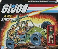 GI Joe Retro A.W.E. Striker with Driver WalMart Exclusive Hasbro - In Hand