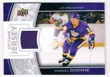 2013-14 SERIES ONE MARCEL DIONNE JERSEY 1 COLOR LOS ANGELES KINGS #GJ-DI GROUP F