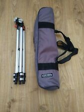 Slik Gazelle 95D Telescopic Camera Tripod Made In Japan With Case  Free P&P