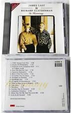 JAMES LAST & RICHARD CLAYDERMAN In Harmony . Rare German Polydor Club-Ed. CD TOP