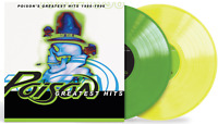 Poison - Greatest Hits Exclusive Limited Edition Neon Yellow & Green 2x Vinyl LP