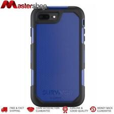 Griffin Survivor Summit Case for iPhone 8+ / 7+ / 6+ - Black / Blue